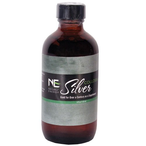 Colloidal Silver 40 ppm 4oz