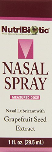 Nutribiotic Nasal Spray, 1 Fluid Ounce (Grapefruit Seed Extract Nasal compare prices)