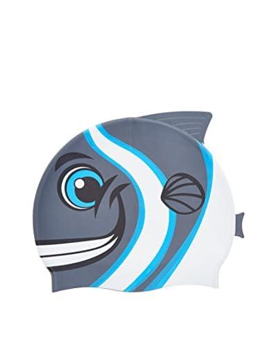 TYR Cuffia da Nuoto Fish