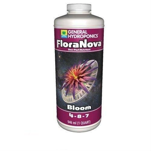 New Hydroponics Floranova Bloom 1Qt/32Oz Plant Maco Micro Secondary Nutrients
