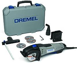 Dremel Kompaktsäge (710 Watt), DSM20-3/4, 3 Vorsatzgeräte, 4 Zubehöre-F013SM20JA