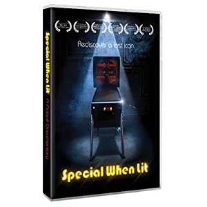 Special When Lit - A Pinball Documentary (NTSC DVD)
