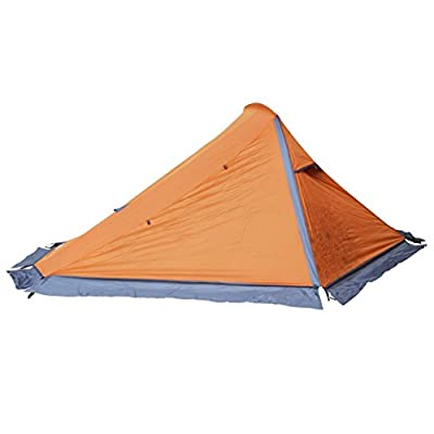 AZTEQ NEPAL up 2 Person 8.9 by 8.4 Foot Sport Camping Tent 100% Waterproof 6000mm