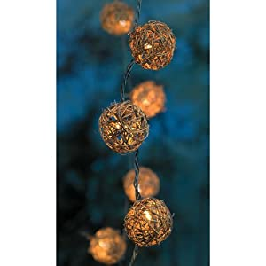 Click to buy Grapevine Ball 10-Light String from Amazon!