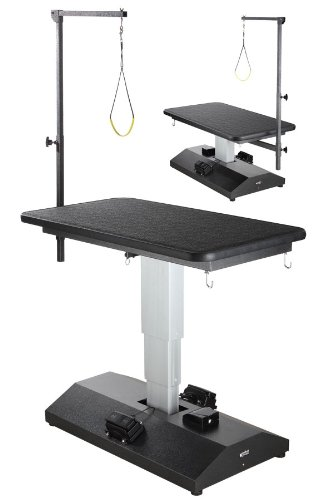 Column Lift Electric Grooming Table by ComfortGroom