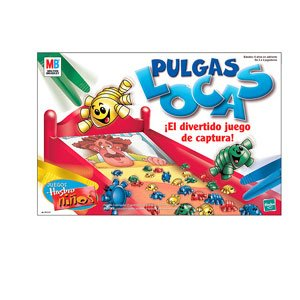 Pulgas Locas Juego Ninos (Bed Bugs Game For Children-Spanish Version