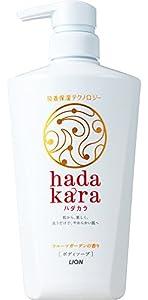 hadakara(ハダカラ)ボディソープ フルーツガーデンの香り 本体 500ml