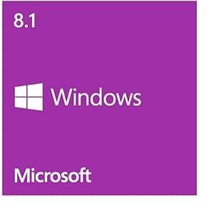 Windows 8.1- 64 bits - OEM