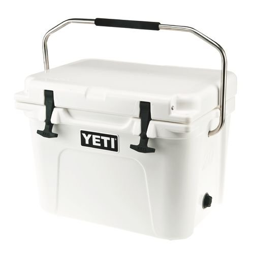 Yeti Coolers Roadie 20 White Cooler