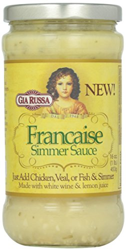 Gia Russa Francaise Simmer Sauce (6x16OZ ) (Francaise Sauce compare prices)