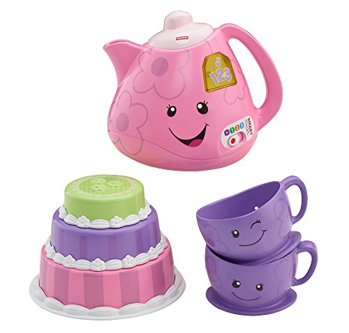 Fisher-Price Laugh & Learn Smart Stages Tea Set - 1