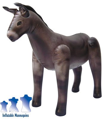 Inflatable Donkey, Small
