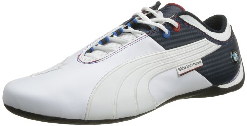 Puma Men's Future Cat M1 Big Bmw Nm Trainers White Blanc (White/Bmw Team Blue) 6 (40 EU)