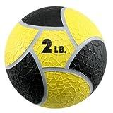 OPTP Power Medicine Ball 2 pounds