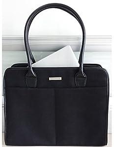 Women's Laptop Bag - Black by Deal-net