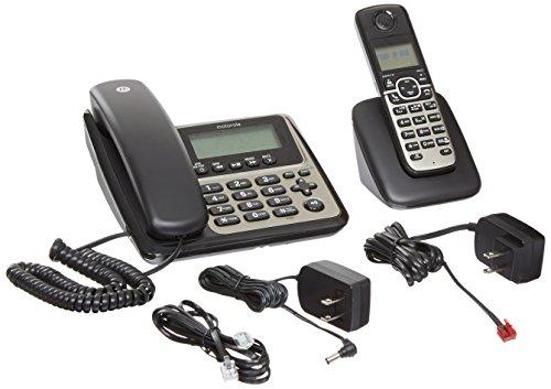 Motorola M802C dect_6.0 1-Handset Landline Telephone