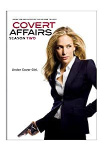 Covert Affairs: Season 2 [DVD]