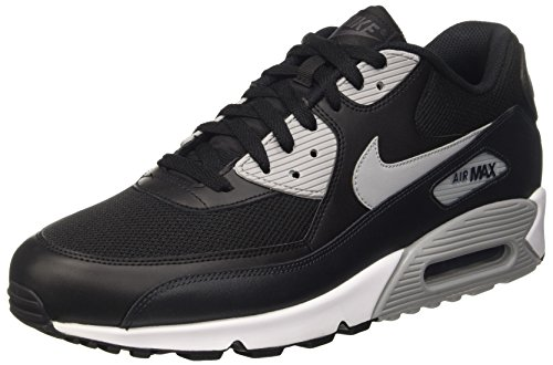 nike-air-max-90-essential-baskets-basses-homme-noir-black-wolf-grey-anthracite-white-43-eu