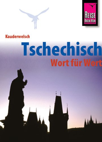 Kauderwelsch, Tschechisch Wort für Wort