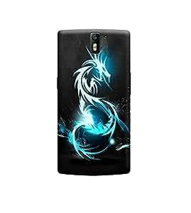 Ebby Premium Back Cover For OnePlus One(Designer Case)