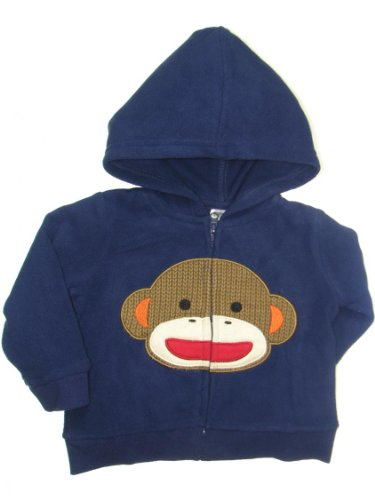 Baby Monkey Outfit front-1040386