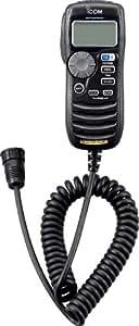 Icom Mikrofon Command, Schwarz