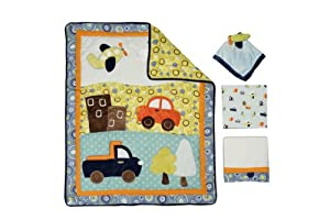 Coco And Company Road Work Baby Bedding Baby Bedding And