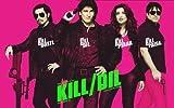 Kill Dil Hindi Bluray (Ranveer Singh, Ali Zafar, Govinda) (2014/ Bollywood/ Indian/ Cinema/ Films) - Comedy DVD, Funny Videos