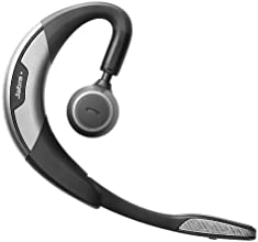 Jabra MOTION Bluetooth Mono Headset - Retail Packaging - Gray