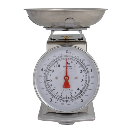 Hanson Tradition 500 Balance culinaire traditionnelle 5 kg
