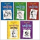 Diary of a Wimpy Kid 5 Book Set: Diary of a Wimpy Kid, Rodrick Rules, The Last Straw, Dog Days, The Ugly Truth (Diary of a Wimpy Kid, 1-5)