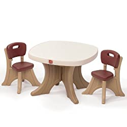 [Best price] Kids&#039 - Step2 New Traditions Table & Chairs Set - toys-games