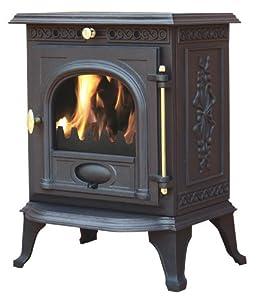 6.5KW Multi-fuel Wood Burning Stove