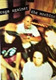 RAGE AGAINST THE MACHINE STICKER POSTCARD