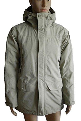 Adidas Hiking Long Parka giacca invernale da uomo Nuovo Beige taglia m/50