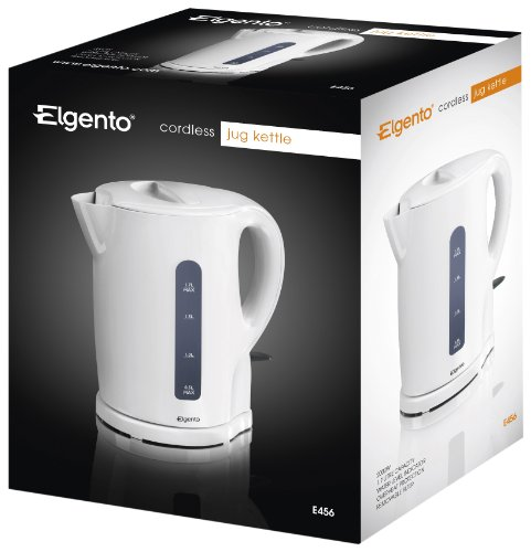 1.7L Electric Kettle by Elgento