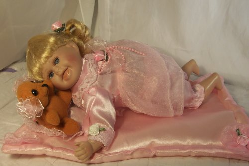 Cookie in Pink - Buy Cookie in Pink - Purchase Cookie in Pink (cookie in pink, Toys & Games,Categories,Dolls,Porcelain Dolls)