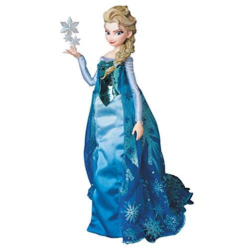 RAH(リアルアクションヒーローズ) エルサ 『アナと雪の女王』 より 1/6スケール ABS&ATBC-PVC製 塗装済み 可動フィギュア