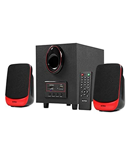Intex IT-1700 SUF OS 2.1 Multimedia Speaker System