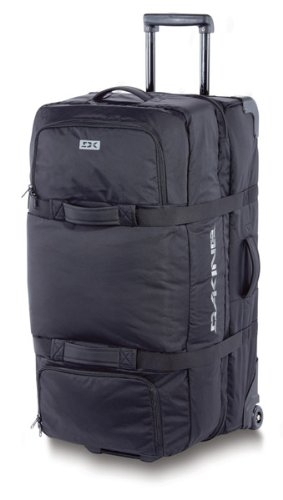 DAKINE Split Large Travel Bag with Wheels - 81x43x34 cm, Black