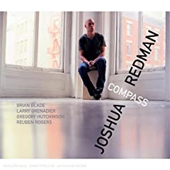 Joshua Redman - Compass cover 