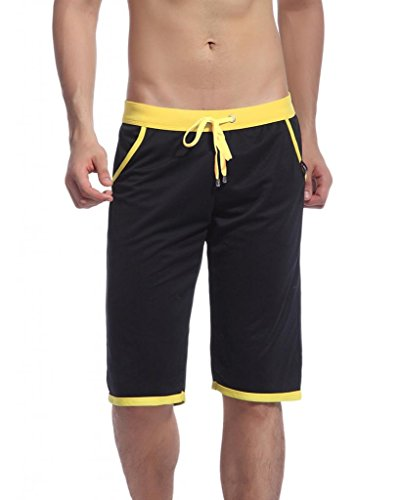 Showtime Middle Pants Athletic Loose Trunks Swimwear For Man Pants
