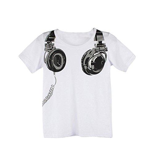 rosennie-boy-kids-casual-cartoon-3d-headphone-short-tops-t-shirt-130age5-6y-white