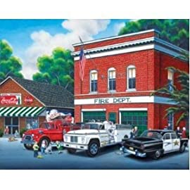 Coca-Cola Our Heroes 1000 Piece Jigsaw Puzzle