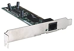 INTELLINET 1x 10/100 Mbps RJ45 Port Fast Ethernet PCI Network Card (509510)