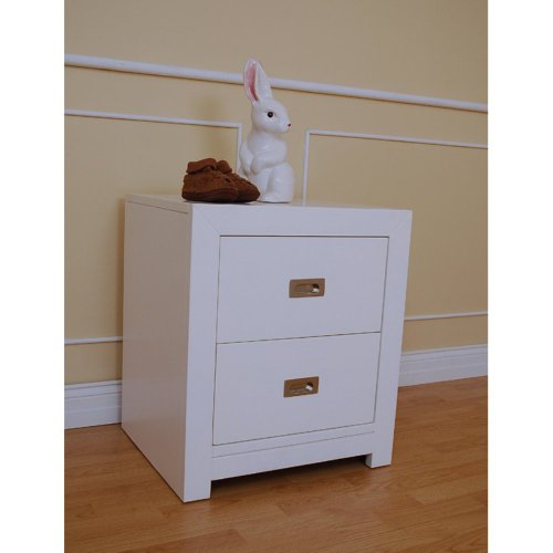 Two Tone Nightstand front-695103