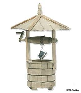 Partager facebook twitter pinterest actuellement for Puit decoratif de jardin