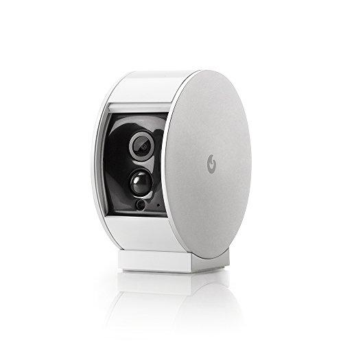 Myfox WiFi Security Camera, système de vidéo surveillance intelligent sans fil, avec obturateur et vision nocturne, BU4001