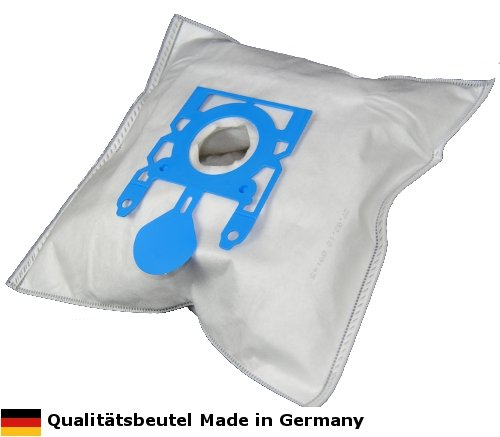 10 staubsaugerbeutel siemens vs04g2300 vs 04 g2300 made in germany g nstigen preis kutchenware. Black Bedroom Furniture Sets. Home Design Ideas