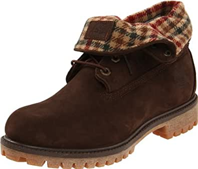 Timberland Men's Roll-Top Boot Lace-Up Boot,Woolrich,15 M US